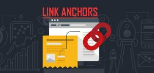 anchor text and backlink