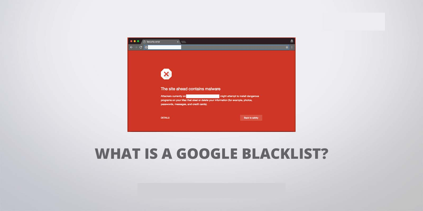 google-blacklist