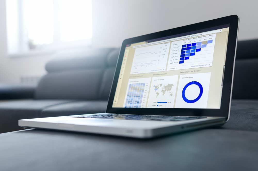 google-analytics-on-notbook