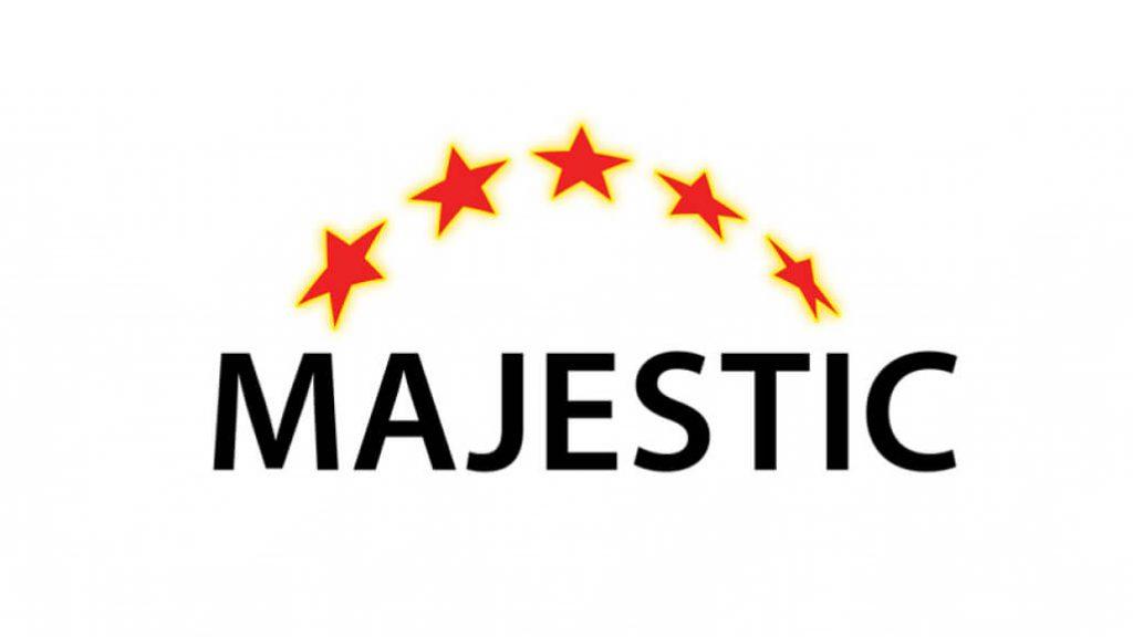 majestic : توضیحات کوتاه برند را در اینجا تایپ کنید.
